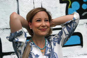 Christina Basafa-Pal- Foodblog