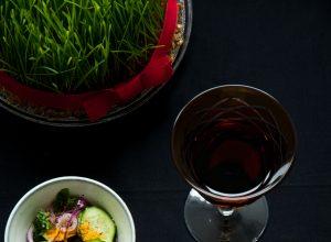 Dips für Nowruz