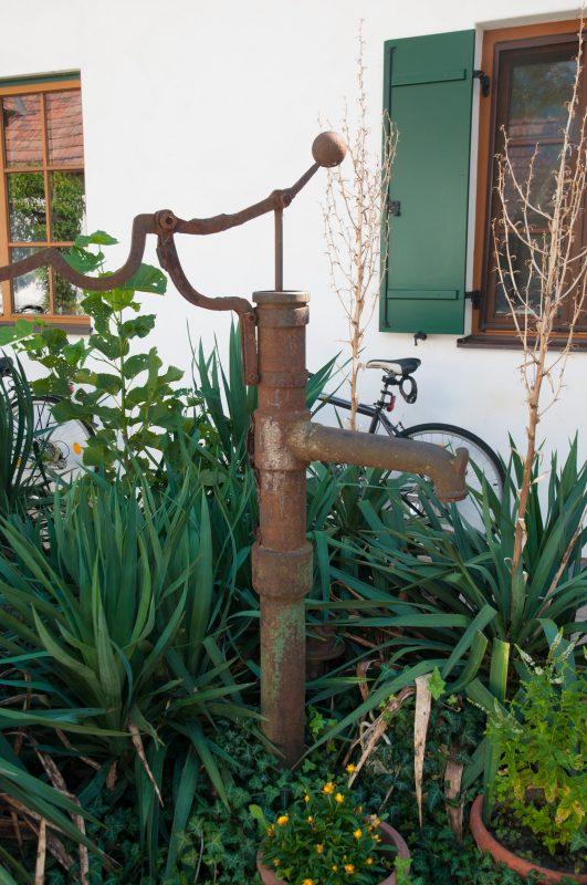 Brunnen am Ziegenhof