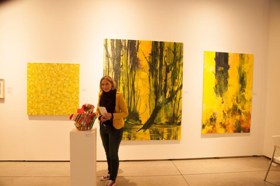 Bei der Galerie Pfefferle aus München