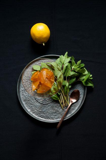 Bergamottenmarmelade