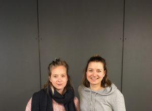 Susanne und Stefanie Renner