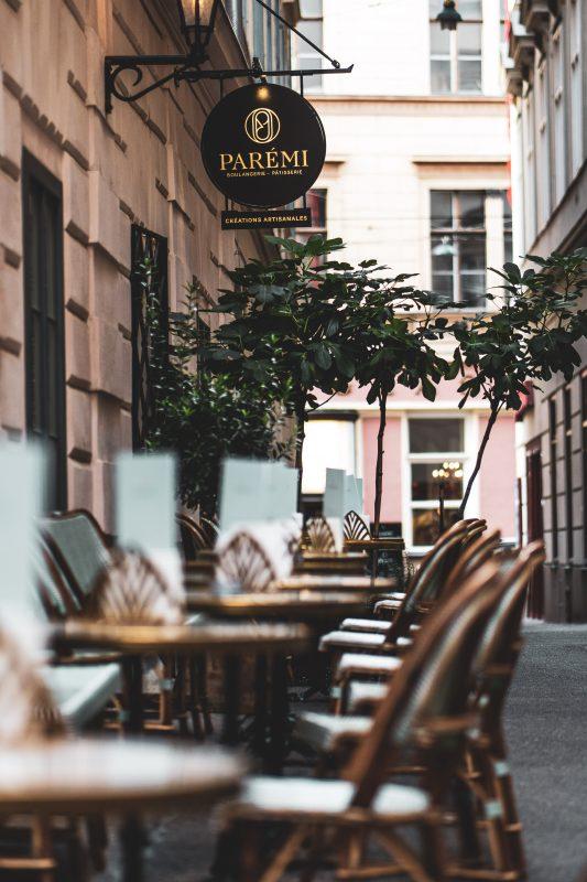 Schanigarten, Fotocredit: Parémi