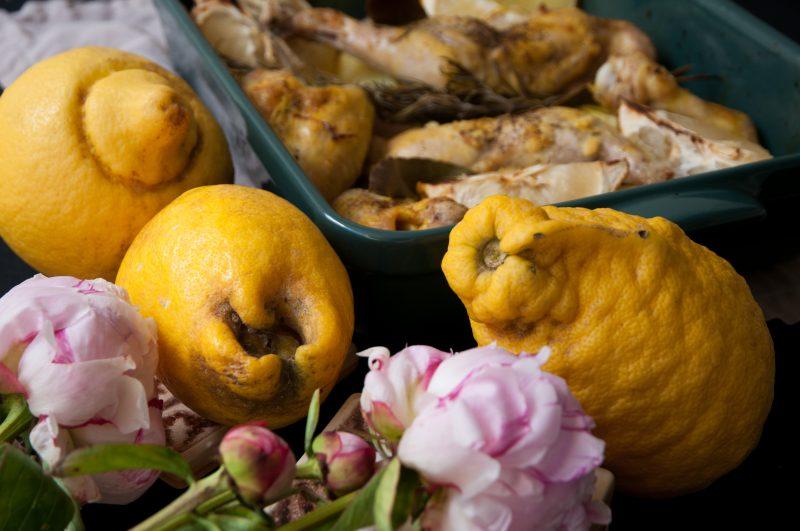 Italienische Zitronen