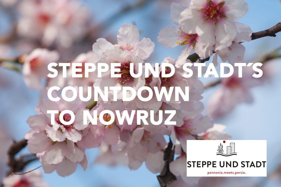 Ankündigung Steppe und Stadt´s Countdown to Nowruz
