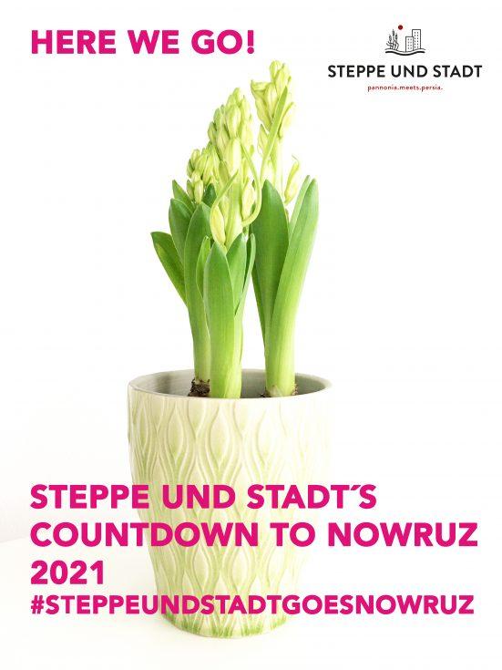Nowruz Plakat 2021